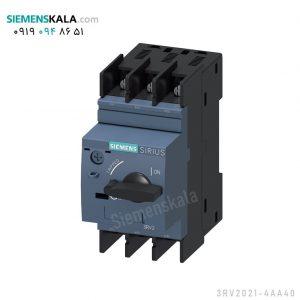 کلید حرارتی (Circuit breaker) زیمنس 3RV2021-4AA40