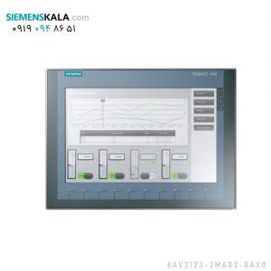 پنل بیسیک HMI لوگو زیمنس 6AV2123-2MA03-0AX0
