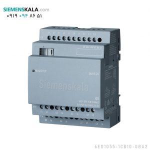 ماژول ورودی و خروجی دیجیتال لوگو زیمنس 6ED1055-1CB10-0BA2