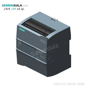 PLC سیماتیک S7-1200 زیمنس 6ES7211-1AE40-0XB0