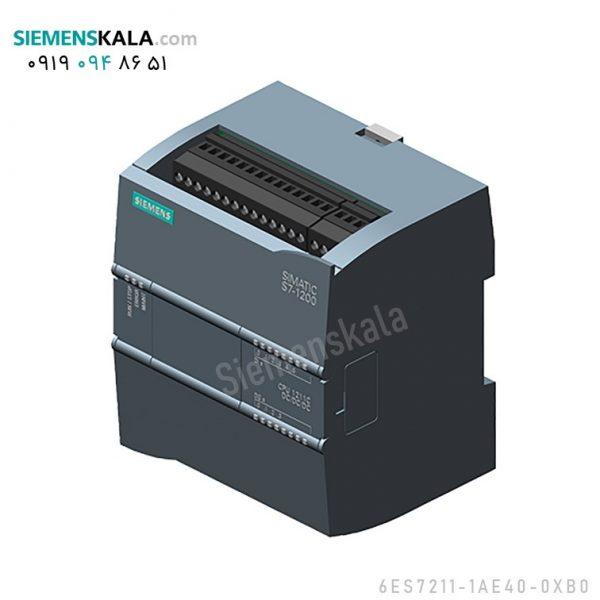 قیمت پی ال سی سیماتیک S7-1200 زیمنس، نوع پردازنده 1211C
