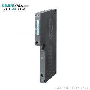 PLC زیمنس 6ES7412-1XJ07-0AB0