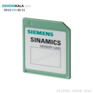مموری کارت درایو سینامیکس زیمنس 6SL3054-4AG00-2AA0