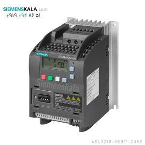 درایو تکفاز زیمنس 6SL3210-5BB11-2UV0
