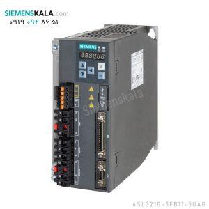 سروو درایو V90 زیمنس 1.5 کیلووات 6SL3210-5FB11-5UA0